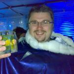 Absolut IceBar, October 2007