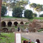 Palatine Hill, the Roman Forum and Colosseum