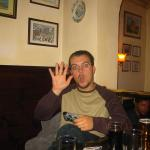 Benji Levens' Leaving Do September 2003