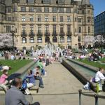 Peace Gardens and Random Sheffield Pictures